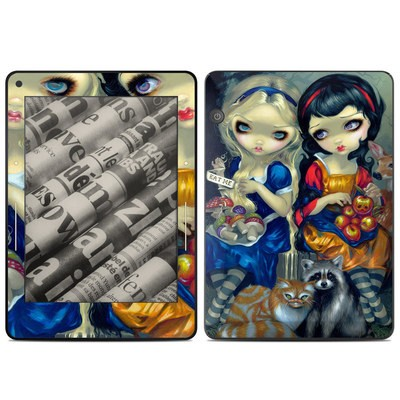 Amazon Kindle Voyage Skin - Alice & Snow White