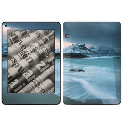 Amazon Kindle Voyage Skin - Arctic Ocean