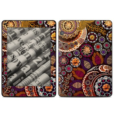 Amazon Kindle Voyage Skin - Autumn Mehndi