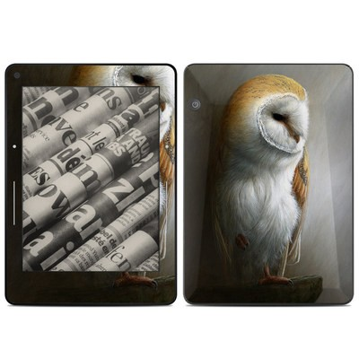 Amazon Kindle Voyage Skin - Barn Owl