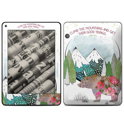 Amazon Kindle Voyage Skin - Bear Mountain