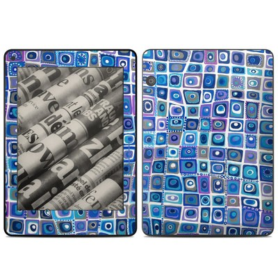 Amazon Kindle Voyage Skin - Blue Monday