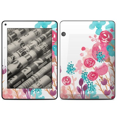 Amazon Kindle Voyage Skin - Blush Blossoms
