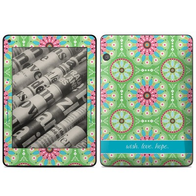 Amazon Kindle Voyage Skin - Boho