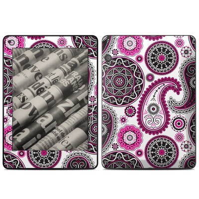 Amazon Kindle Voyage Skin - Boho Girl Paisley