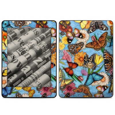 Amazon Kindle Voyage Skin - Butterfly Land