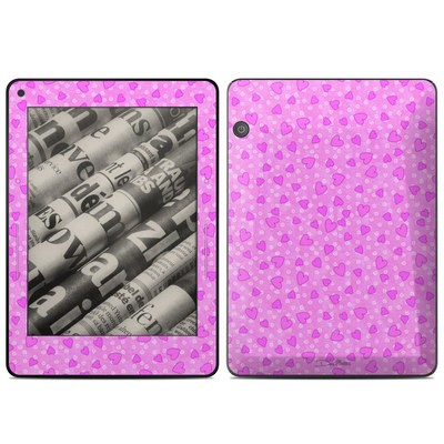 Amazon Kindle Voyage Skin - Candy Hearts