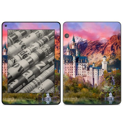 Amazon Kindle Voyage Skin - Castle Majesty