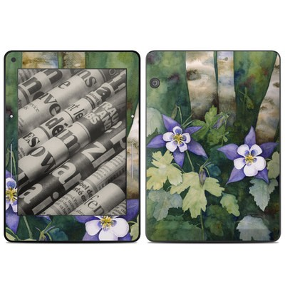 Amazon Kindle Voyage Skin - Colorado Columbines
