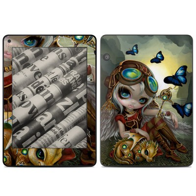 Amazon Kindle Voyage Skin - Clockwork Dragonling