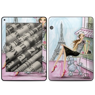 Amazon Kindle Voyage Skin - Cafe Paris
