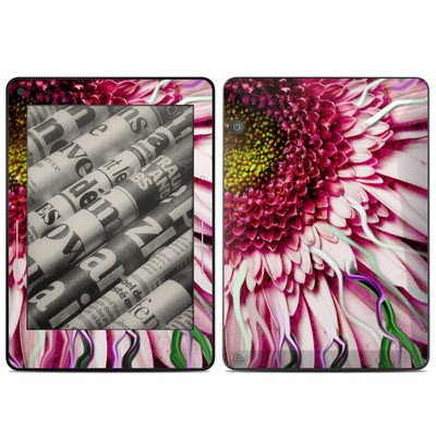 Amazon Kindle Voyage Skin - Crazy Daisy
