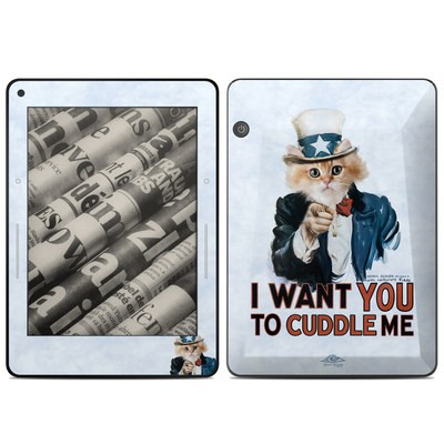 Amazon Kindle Voyage Skin - Cuddle Me