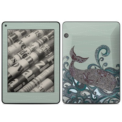 Amazon Kindle Voyage Skin - Deep Blue Me