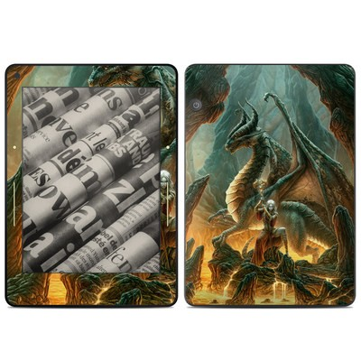 Amazon Kindle Voyage Skin - Dragon Mage