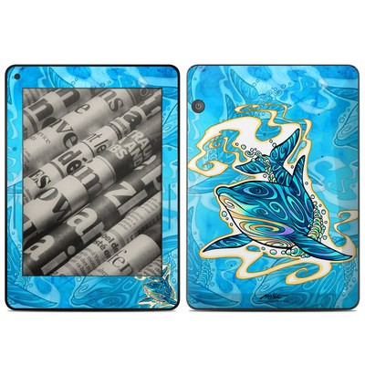 Amazon Kindle Voyage Skin - Dolphin Daydream