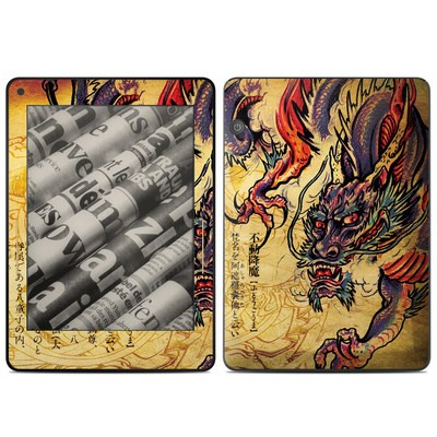 Amazon Kindle Voyage Skin - Dragon Legend