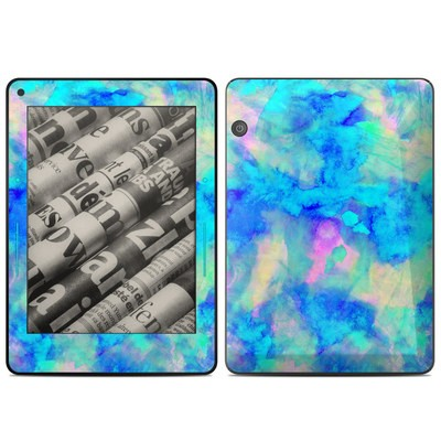 Amazon Kindle Voyage Skin - Electrify Ice Blue