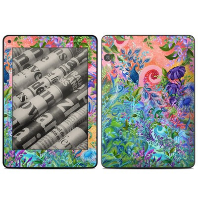 Amazon Kindle Voyage Skin - Fantasy Garden