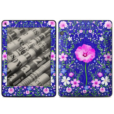 Amazon Kindle Voyage Skin - Floral Harmony
