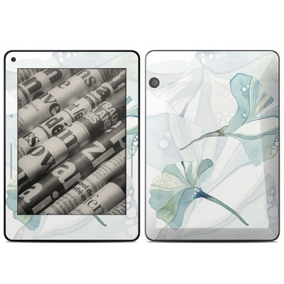 Amazon Kindle Voyage Skin - Floating Gingko