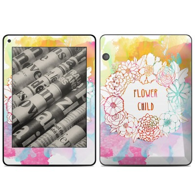 Amazon Kindle Voyage Skin - Flower Child