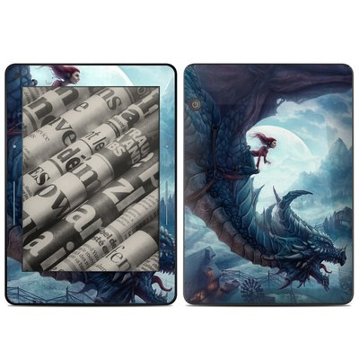 Amazon Kindle Voyage Skin - Flying Dragon