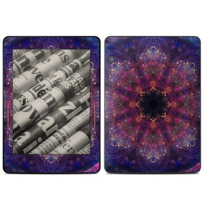 Amazon Kindle Voyage Skin - Galactic Mandala