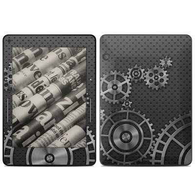 Amazon Kindle Voyage Skin - Gear Wheel