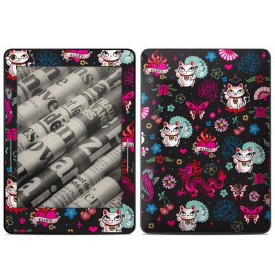 Amazon Kindle Voyage Skin - Geisha Kitty