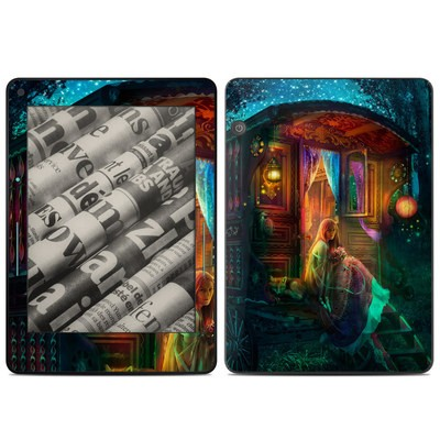 Amazon Kindle Voyage Skin - Gypsy Firefly