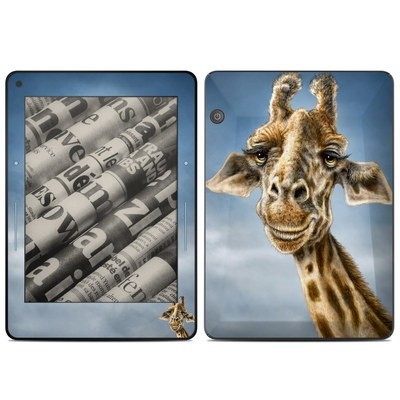 Amazon Kindle Voyage Skin - Giraffe Totem