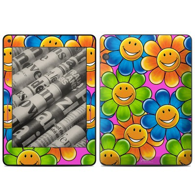 Amazon Kindle Voyage Skin - Happy Daisies
