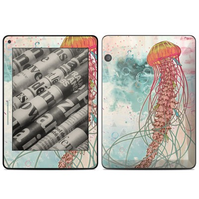 Amazon Kindle Voyage Skin - Jellyfish
