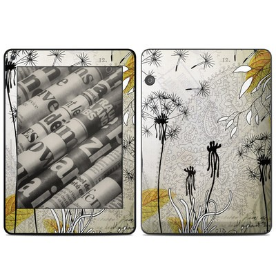 Amazon Kindle Voyage Skin - Little Dandelion