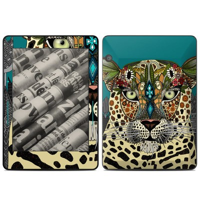 Amazon Kindle Voyage Skin - Leopard Queen