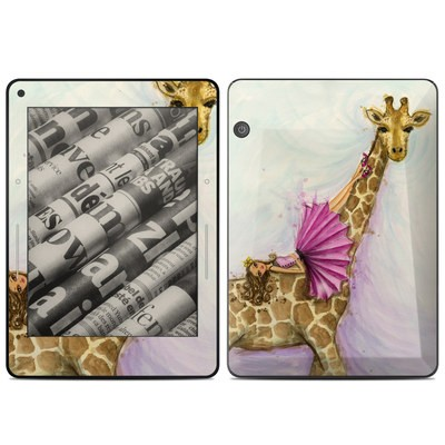 Amazon Kindle Voyage Skin - Lounge Giraffe