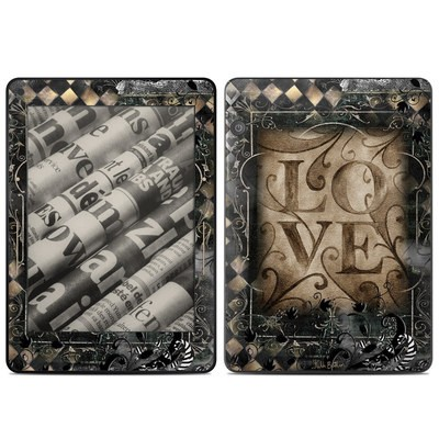 Amazon Kindle Voyage Skin - Love's Embrace