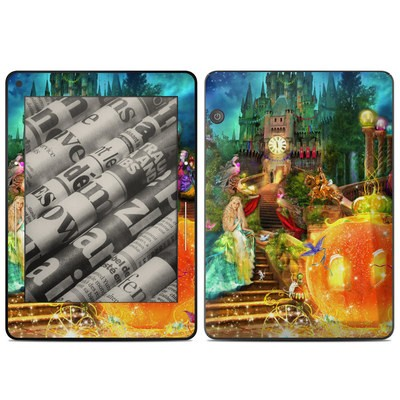 Amazon Kindle Voyage Skin - Midnight Fairytale