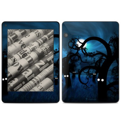 Amazon Kindle Voyage Skin - Midnight Forest