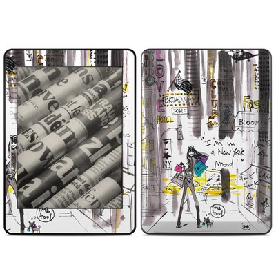 Amazon Kindle Voyage Skin - My New York Mood