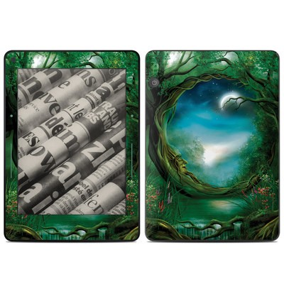 Amazon Kindle Voyage Skin - Moon Tree
