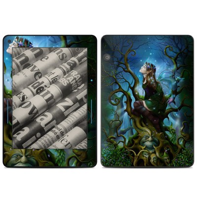 Amazon Kindle Voyage Skin - Nightshade Fairy