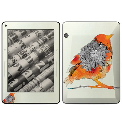 Amazon Kindle Voyage Skin - Orange Bird