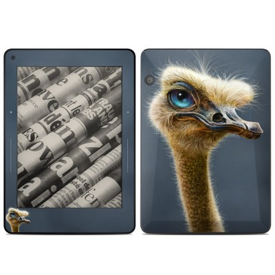 Amazon Kindle Voyage Skin - Ostrich Totem