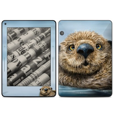 Amazon Kindle Voyage Skin - Otter Totem