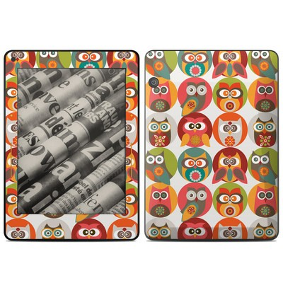 Amazon Kindle Voyage Skin - Owls Family