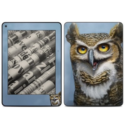 Amazon Kindle Voyage Skin - Owl Totem
