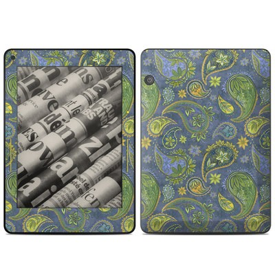 Amazon Kindle Voyage Skin - Pallavi Paisley