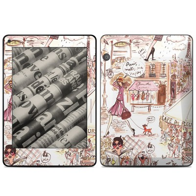 Amazon Kindle Voyage Skin - Paris Makes Me Happy